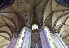 Katedra Amiens, picardie, France Zdjęcie Royalty Free