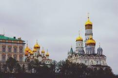 Katedra Annunciation, Kremlin Fotografia Stock