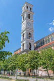 Katedra Błogosławiony Macierzysty Teresa wierza Zdjęcia Stock