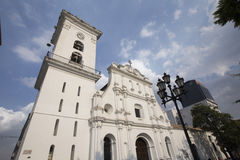 Katedra Caracas, Venezuela zdjęcie royalty free