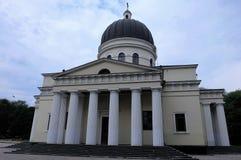 Katedra Christs narodzenie jezusa w Chisinau, Moldova Obraz Stock
