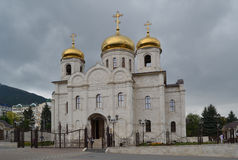 Katedra Chrystus Chrystus odkupiciel Fotografia Royalty Free