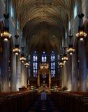 Katedra Chrystus królewiątko Obraz Stock