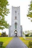 Katedra Chrystus królewiątko, Reykjavik, Iceland Fotografia Royalty Free