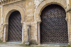 Katedra cordoba meczet, Hiszpania Zdjęcia Royalty Free