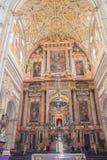 Katedra cordoba meczet, Hiszpania Fotografia Stock