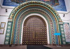Katedra Dormition Obraz Stock