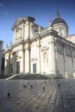 Katedra (1), Dubrovnik obraz stock