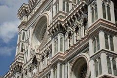 Katedra Florencja w Włochy Obraz Royalty Free