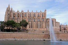 katedra gothic Obraz Stock