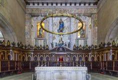 Katedra, Hawańska, Kuba -3 Zdjęcie Stock