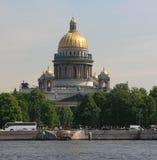 katedra isaakievsky Obraz Stock
