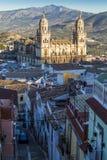 Katedra Jaen, Hiszpania Obraz Stock