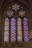 Katedra Leon, Hiszpania fotografia royalty free