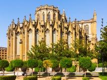 Katedra Maryjny Niepokalany zdjęcia royalty free