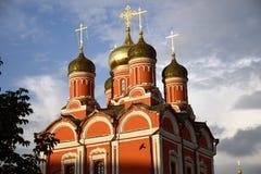 Katedra matka bóg ikona Obraz Royalty Free