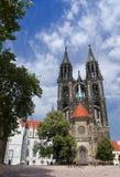 Katedra Meissen Zdjęcia Royalty Free