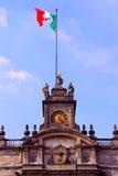 Katedra Mexico - miasto Ja Obrazy Stock