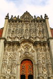 Katedra Mexico - miasto VIII Zdjęcie Royalty Free