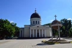 Katedra narodzenie jezusa Chrystus fotografia stock