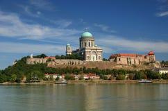 Katedra Nasz dama wniebowzięcie i święty Adalbert Zdjęcia Royalty Free