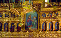 katedra ortodoksyjna Obrazy Royalty Free