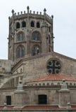 Katedra Ourense (Hiszpania) zdjęcia stock