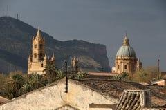 Katedra Palermo Obraz Stock
