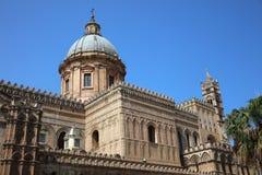 Katedra Palermo na Sicily Zdjęcie Stock