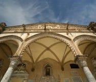 Katedra Palermo, Sicily, południowy Włochy Zdjęcia Stock