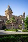 Katedra Palermo, Włochy Zdjęcia Stock