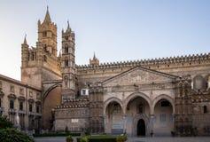 Katedra Palermo, Włochy Zdjęcia Royalty Free
