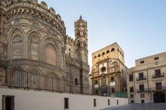 Katedra Palermo, Włochy Obraz Royalty Free