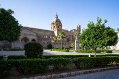 Katedra Palermo, Włochy Zdjęcie Stock