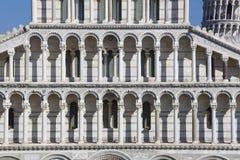 Katedra Pisa, piazza dei Miracoli, Pisa Obraz Royalty Free