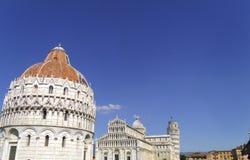Katedra Pisa w Włochy Fotografia Stock