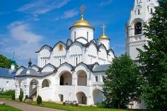 katedra pokrovsky zdjęcie royalty free