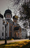 katedra pokrovsky Zdjęcia Stock