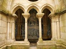 Katedra Porto Fotografia Royalty Free