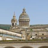 Katedra Ragusa Zdjęcia Royalty Free