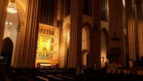 Katedra São Paulo zdjęcie stock