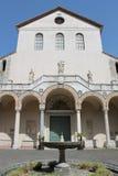 Katedra Salerno Zdjęcie Royalty Free
