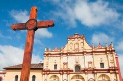 Katedra San Cristobal   Obraz Royalty Free