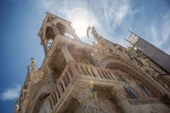 Katedra San Marco w Wenecja, Włochy fotografia stock