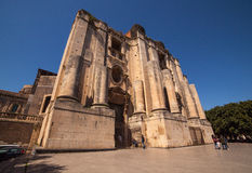 Katedra San Nicolà ² l'Arena, Catania Zdjęcia Stock