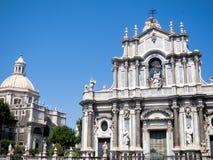 Katedra Santa Agatha Fotografia Royalty Free
