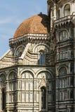 Katedra Santa Maria Del Fiore, Florencja, Włochy - Fotografia Stock