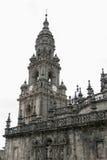 Katedra Santiago De Compostela (Hiszpania) zdjęcie royalty free