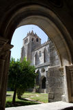 Katedra Sao Francisco, Evora, Portugalia Fotografia Royalty Free