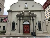 Katedra St Augustine zdjęcia stock